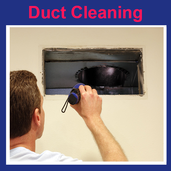 gas heater cleaning services