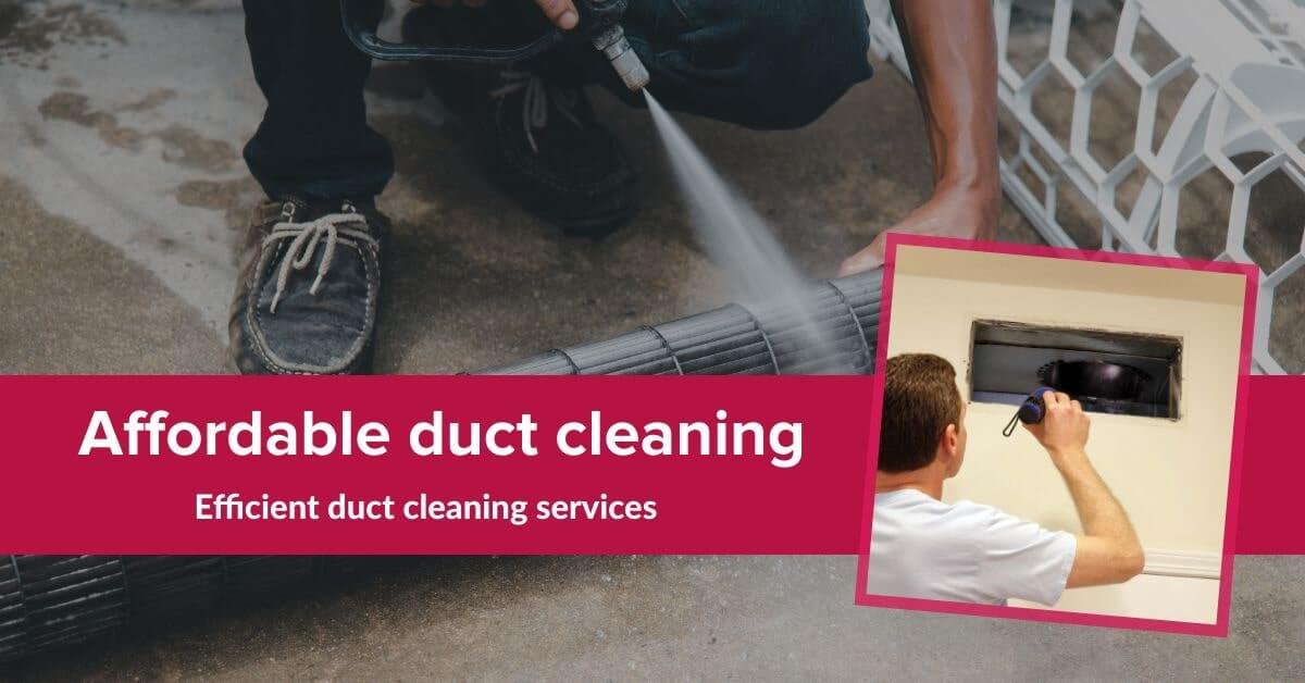 Metro Affordable Duct Cleaning